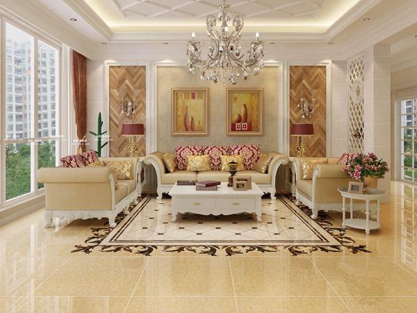 标准客厅瓷砖