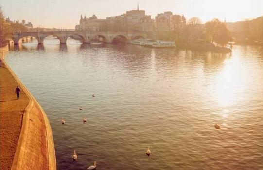 伊诺飞陶瓷印象巴黎系列,臻享塞纳河畔的复古与浪漫!