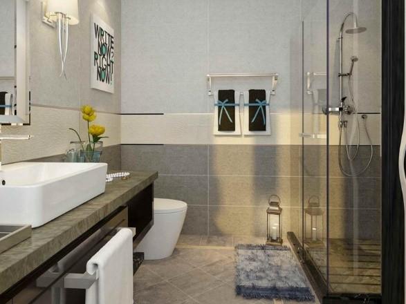 伊诺飞陶瓷:浴室应该这么装