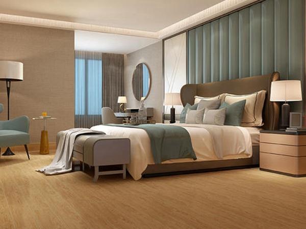简约现代仿实木卧室地板砖