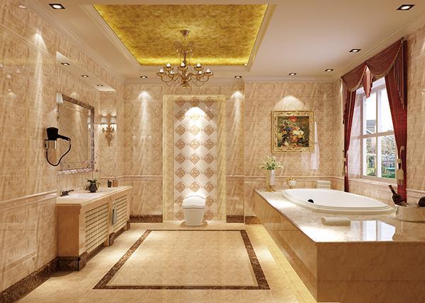 地板瓷砖怎样保持光洁度