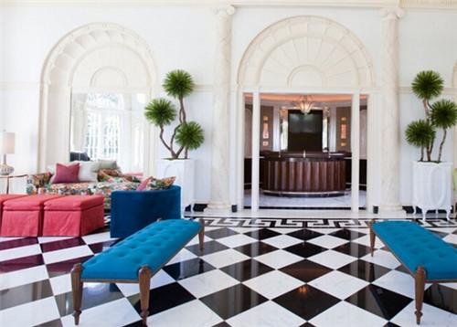 地板瓷砖颜色搭配应该怎么搭配?