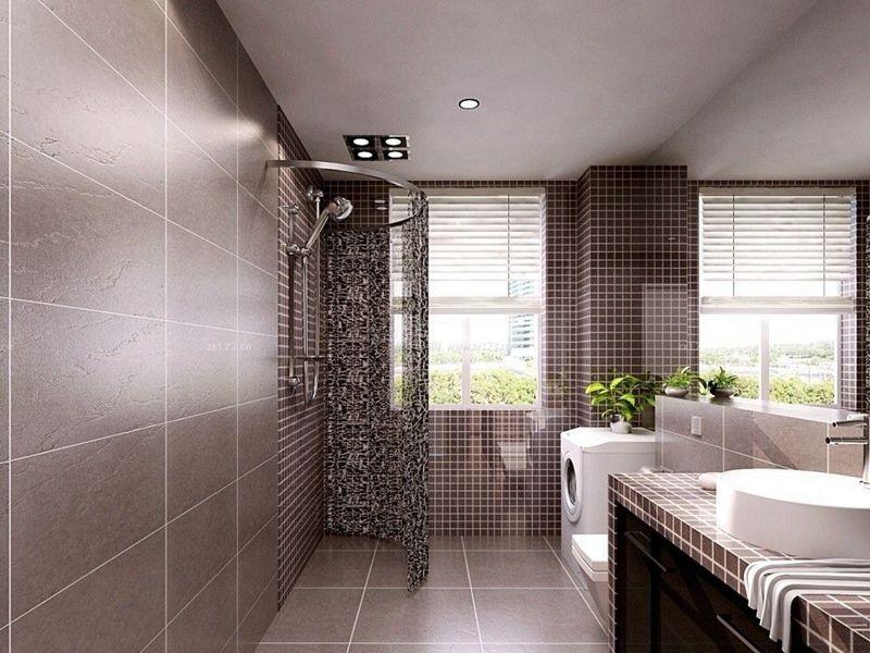 卫生间地面瓷砖