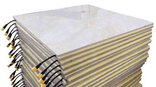 什么是发热地板砖?它都有哪些特点?
