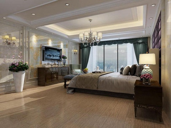 欧式卧室瓷砖