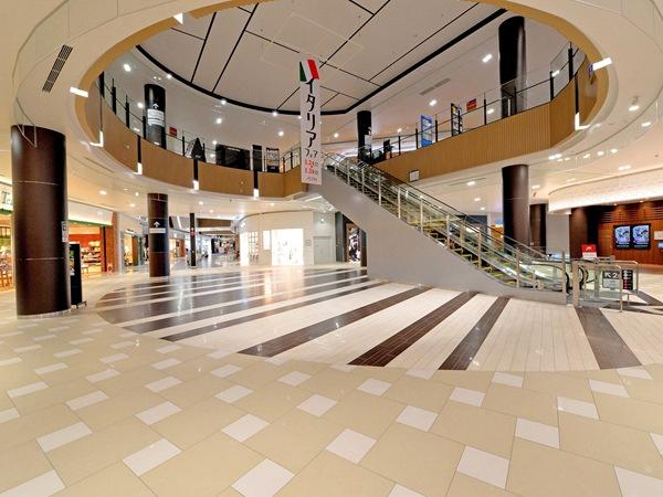 商场瓷砖装修效果图