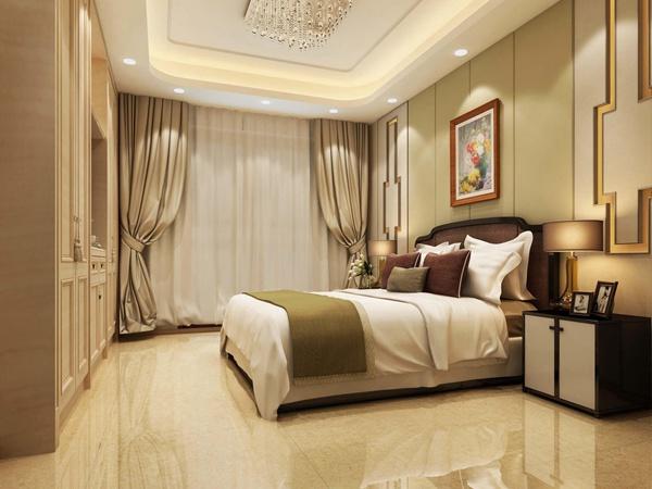 现代卧室瓷砖