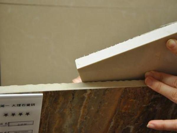 瓷砖是否越厚越好?