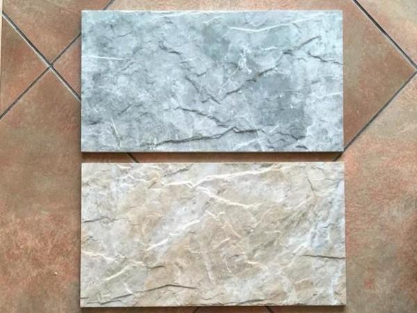 瓷砖表面凹凸不平的纹理是怎么回事?